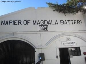 Visiter-Gibraltar-Magdala-Battery