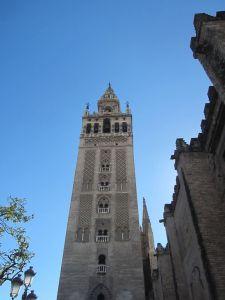Cathédrale de Séville - Giralda