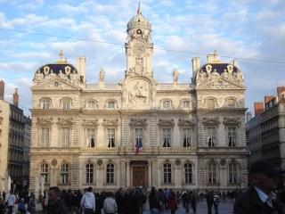 Lyon - Hôtel de ville
