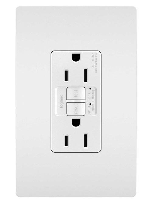 small resolution of i have a customer with two of these in the kitchen one i installed a couple of years ago and one that was installed this year both outlets work fine and