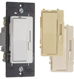harmony incandescent single pole 3 way dimmer switch h703ptc legrand [ 1466 x 1500 Pixel ]