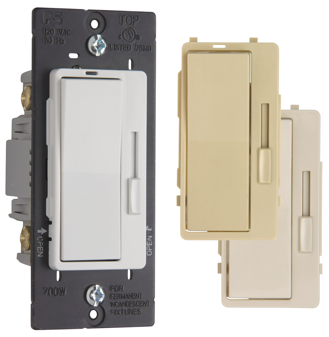 hight resolution of harmony incandescent single pole 3 way dimmer switch h703ptc legrand