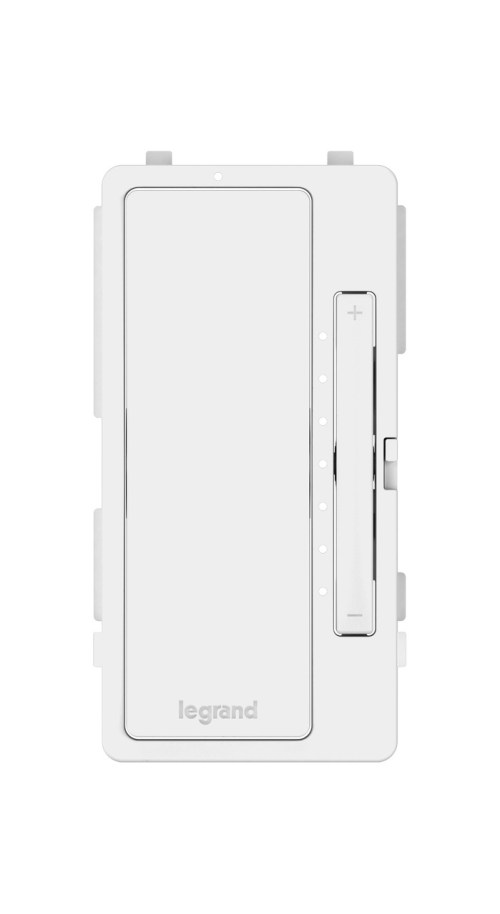 small resolution of interchangeable face cover for multi location master dimmer white
