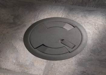 RFB4E Four Compartment Single or MultiService Recessed
