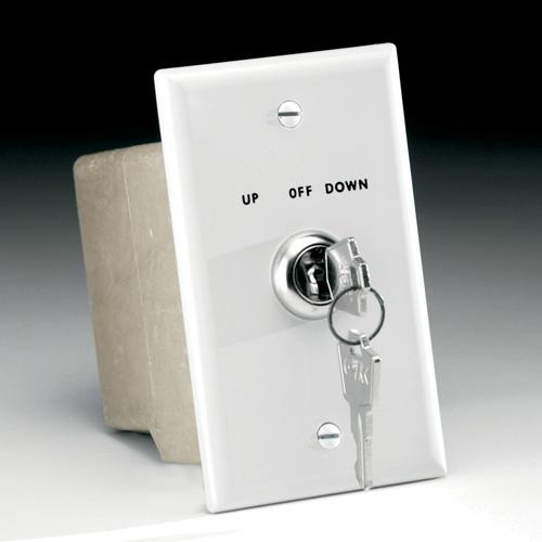 DaLite  Key Operated 110 Volt Switch  Legrand AV Brands