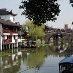 Qibao, une (autre) vieille ville dans Shanghai