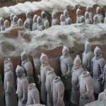 Xi'an #1 : l'armée enterrée de Qin Shi Huang