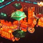 Fête des lanternes et nouvel an chinois