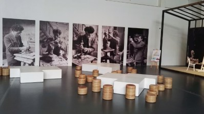 Giacometti au travail