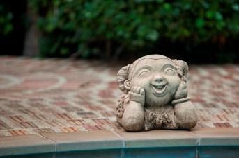 Le bonheur à la piscine