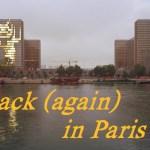 Retour en France : et de deux !