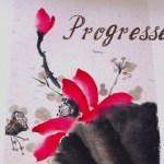 Un trimestre de peinture chinoise : le bilan