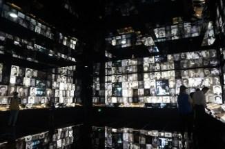 Le mur des stars du cinéma chinois