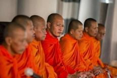 L'assemblée des moines