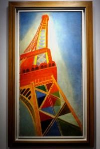 1926 : La tour Eiffel - Robert Delaunay