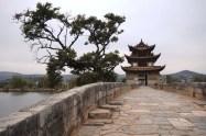 Pont du Double Dragron à Jianshui