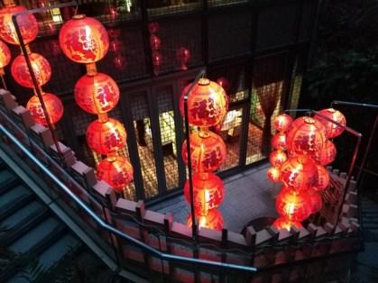 Toujours des lanternes