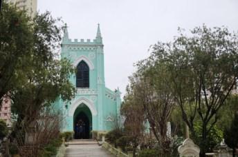 Chapelle du cimetière de Saint-Michel Archange