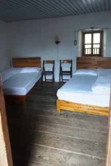 Intérieur d'une habitation Hakka