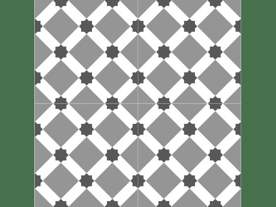 tapis vinyle sur mesure modele carreaux