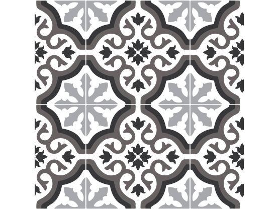 tapis vinyle sur mesure trianon