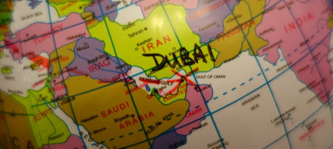 J-0 / D-day : Dubaï !