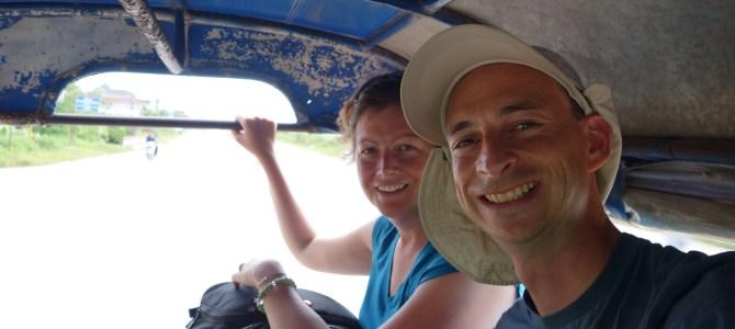 De Muang Khua à Luang Namtha