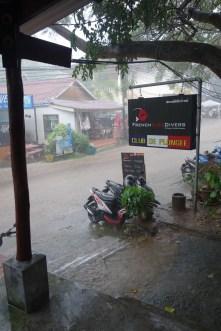 Déluge matinal