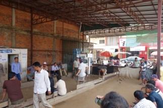 Pétanque cambodgienne