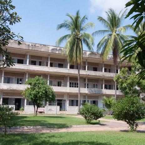 Tuol Sleng prison