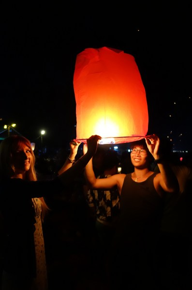 James and Madison's lantern