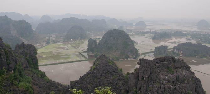 Tam Coc, la baie d'Halong terrestre – Tam Coc, Halong Bay on land