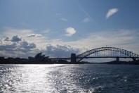 Dernière vue de Sydney