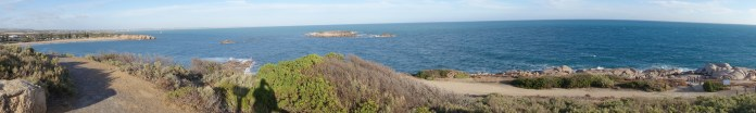 Vue depuis Port Elliot - View from Port Elliot