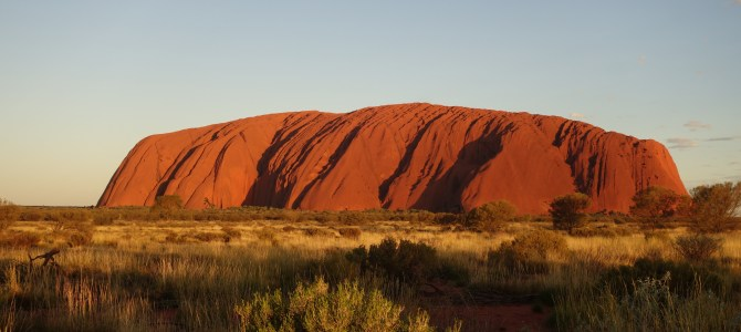 Uluru, spiritualité aborigène – Aboriginal spirit at Uluru (part 1)