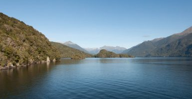 Domes at Te Anau