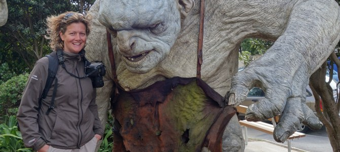 WetaWorkshop et Te Papa à Wellington – WetaWorkshop and Te Papa in Wellington