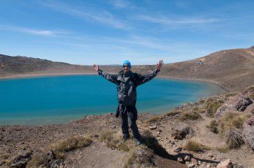Le lac bleu - The blue lake