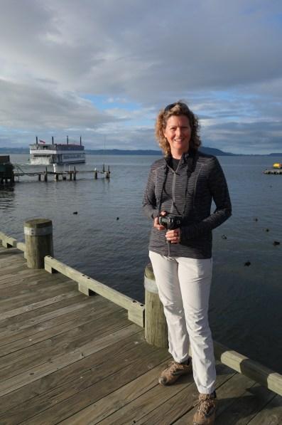 Lac Rotorua - Lake Rotorua