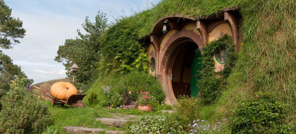 Des hobbits et des gorges – Hobbits and gorges