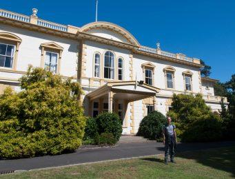 Université d'Auckland - Government House