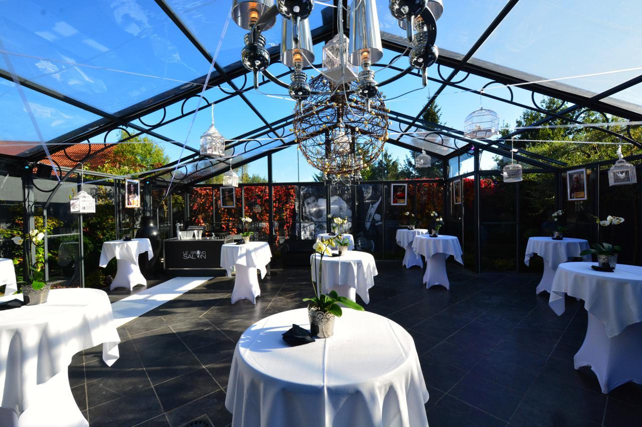 Huwelijksfeest  Le Grand Salon