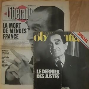 LETTRE A TRISTAN MENDES-FRANCE, FRANCE-INTER A PROPOS DE MON PERE, MAXIME VIVAS, LE GRAND SOIR — Frédéric VIVAS