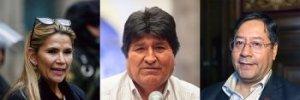 Otages des putschistes boliviens — Maurice LEMOINE