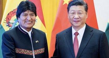 Bolivie : l'essor de la Chine, une inspiration dans la lutte contre la pauvreté et l'indignité imposées par les États-Unis — Fiona EDWARDS