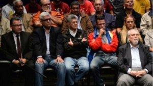 Règlements de compte au sein de l'opposition vénézuélienne -- Romain MIGUS