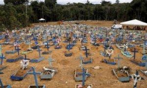 Brésil : les municipalités comptant jusqu'à 20 000 habitants ont connu 503% d'augmentation moyenne des décès — Raquel LOPES
