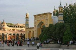 Xinjiang : quelques photos dont la dernière est étudiée pour — Maxime VIVAS