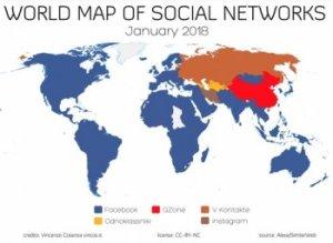 Facebook encercle l'Afrique — Manlio DINUCCI