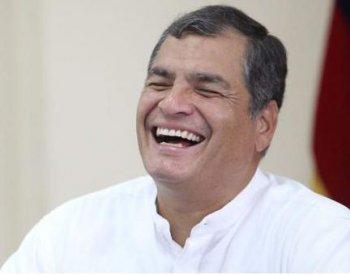 Interpol rejette la persécution politique contre l'exprésident Rafael Correa -- Telesur